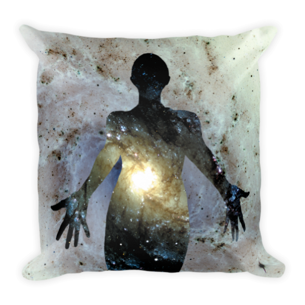 Galaxy 2 Galaxy Pillow