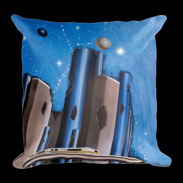 Detroit 313 – Pillow