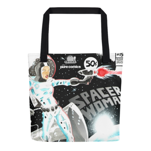 Spacer Woman Tote