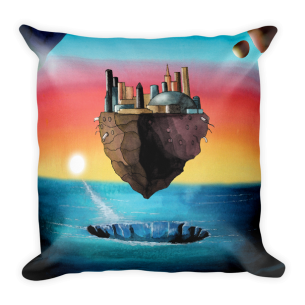 Divine Intervention Pillow