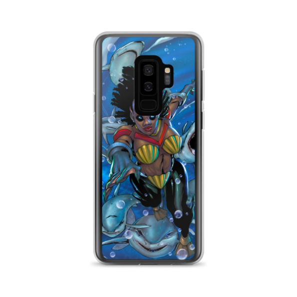 Drexciya Shark Woman Samsung Case
