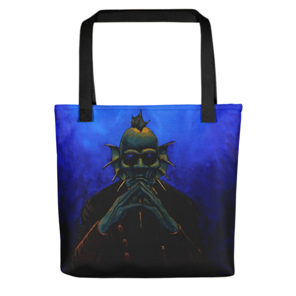 Drexciya: Doctor Blowfin Tote bag