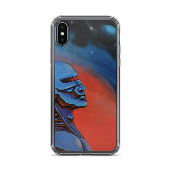 Derek Carr – Contact • iPhone Case