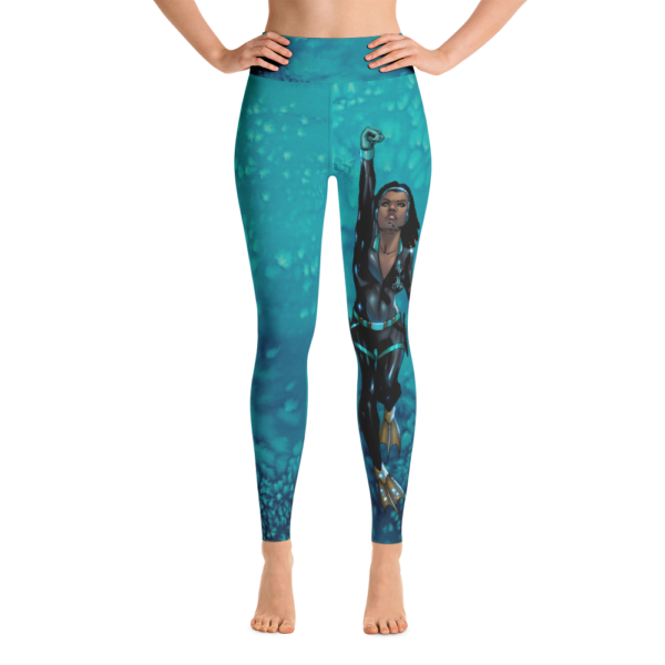 Drexciya: X205 Yoga Leggings