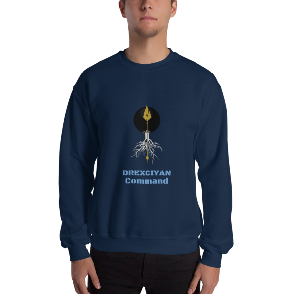Drexciyan Command Sweatshirt