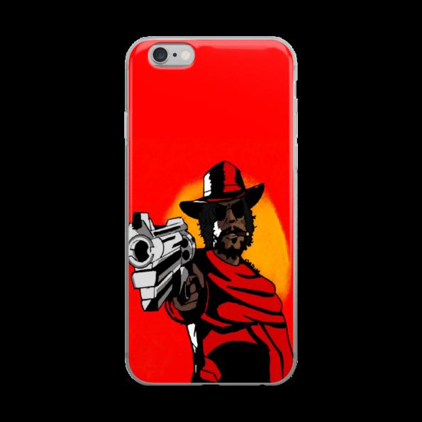 Red Dead Qadim iPhone Case