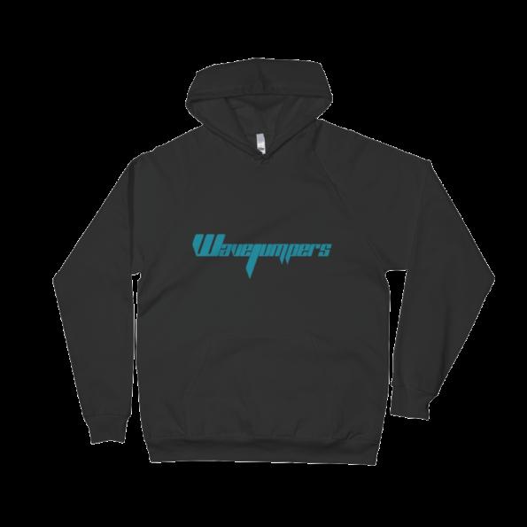 Wavejumpers Unisex Fleece Hoodie
