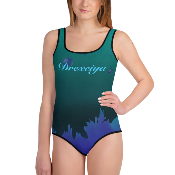 Organic Hydro Polyspores Youth Swimsuit