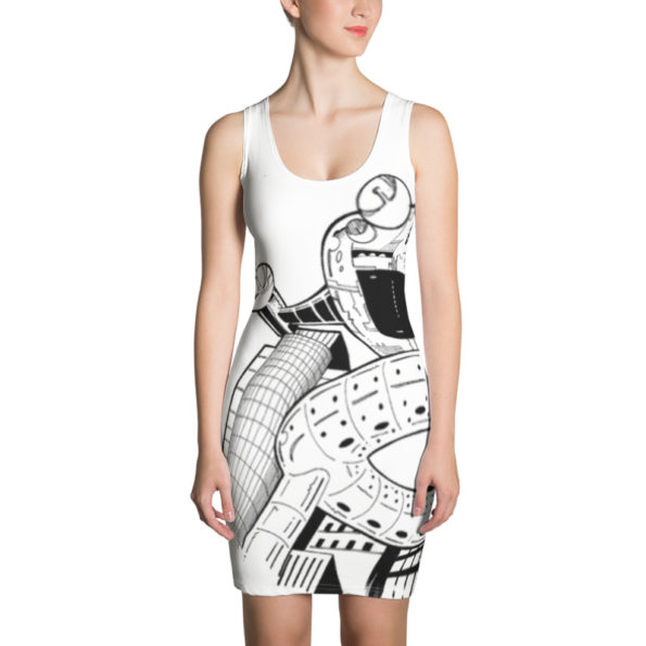 Detroit Starship Dress