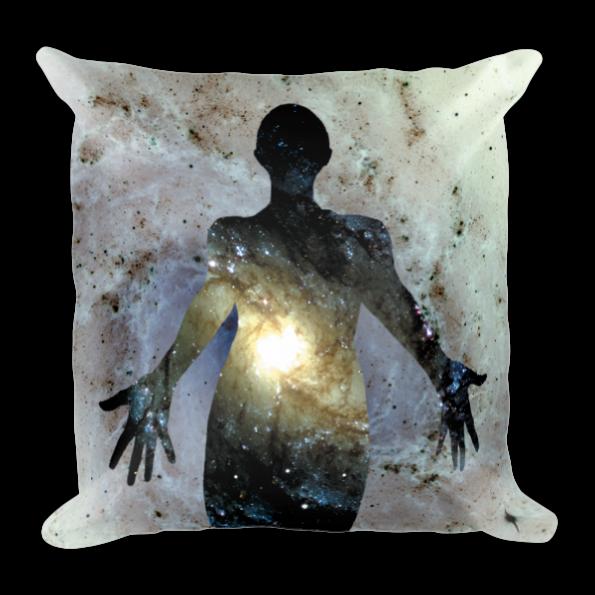 Galaxy 2 Galaxy Pillow