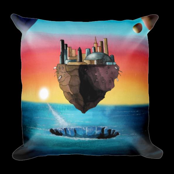 Divine Intervention Pillow