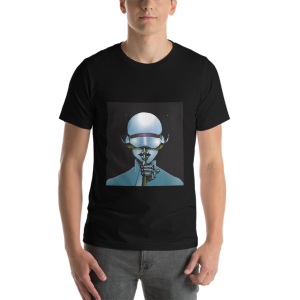 Muse of Silence T-Shirt