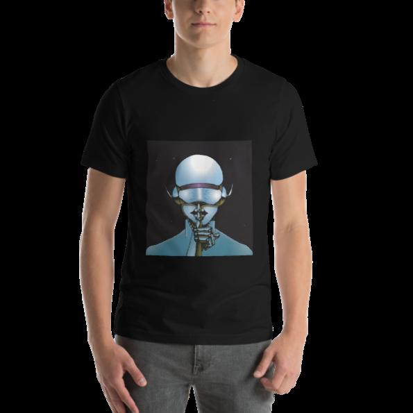 Muse of Silence T-Shirt