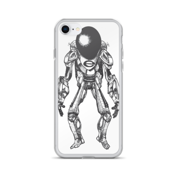 E-2000 iPhone Case
