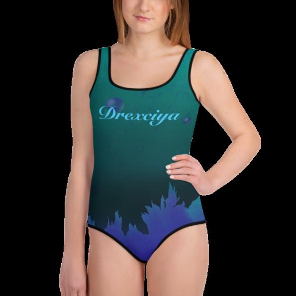 Organic Hydro Polyspores Youth Swimsuit